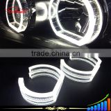 B-deals New design DTM style car auto led light ring crystal angel eyes for bmw e92