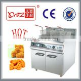 Factory Wholesale Electric 3 tank 3 baskets Commercial Kfc Deep Fryer