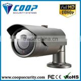 Electronics Security Equipment Table BacketAuto Focus Lens HD CVI CCTV Camera With Waterproof Metal Housing