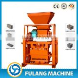 QT40-1 alibaba price machine hollow block making& electronical automatic paving bricks machines products for sale