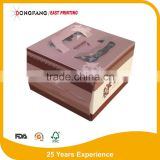 new design paper cake packaging box