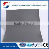 2.0mm thickness Best quality pvc waterproofing membrane specifications For construction use