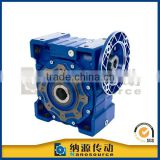 low nosie Reliable gear reducer/ worm gear reducer/electric motor speed reducer