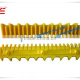 DEE2145490,yellow,step Demarcation,KONE escalator Parts , Escalator Step demarcation for KONE