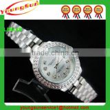 Hot Selling dial sport watch/ 2015 New Popular hand watch for girl/ lady watch