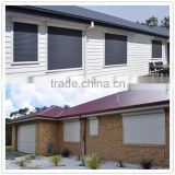 European Standard Insulated Summer & Winter Aluminum window roller shutters automatic remote controlled                                                                         Quality Choice