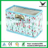Multi-Function Non-woven Fabric Folding Make Up Cosmetic Storage Bag Box                                                                         Quality Choice