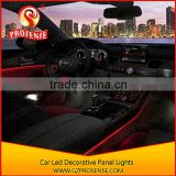 Car Decorative red led ceiling panel light