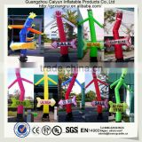 advertising air dancer&sky dancer,costumes inflatable air tube, inflatable characters