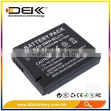 Manufacture NEW Replace Battery For Panasonic Lumix DMC-LX5 DMW-BCJ13
