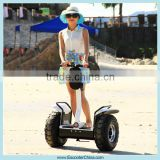 Gyro Stablize Color Two Wheel Self Balancing Scooter, Security Patrolling Chariot                                                                         Quality Choice