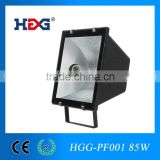 HGG PF-001 economic type 85w energy saving lamp fixture with plastic body, quality guarantee