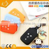 High Quantity Silicone Skin Car Remote Shell Key Holder Case Cover For Honda 10 generation Civic 15 Odyssey
