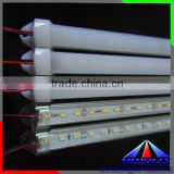 led 5630 bar light, milky cover led strip bar Samsung chip, 5630 transparent led bar light