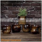 Gardening Pots with Ceramic Pottery Material