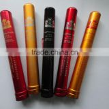holesale cigar accessories,metal cigar tube