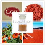 Organic Natural High Quality Goji Berry Extract Powder with Best Price 30% Polysaccharide