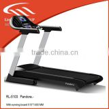 High quality electric treadmill with 3.0hp DC motor with running board 510*1400mm
