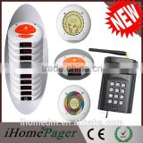 Ihomepager long range queue pager system waterproof personal pager