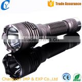 Waterproof AAA/18650 Battery XML T6 1000lm LED Tactical Flashlight Torch