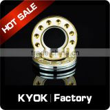 KYOK 2m popular design double curtain rod curatin eyelet rings,30-35mm inner curtain eyelet ring grommet for curtain accessories