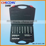 HSS Broach Cutter Set with Plastic Box