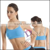 A2423 Adult ballet crop tops,ladies top latest desigh,woman crop top,wholesale tank top,camisole bra top,ballet dancewear