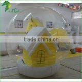 Fashionable Most Popular Design Decoration Lovely Inflatable Attractive Christmas Globe Ball
