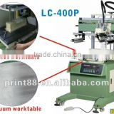 Alibaba express package bag screen printing machine silicone key press/electronic procducts