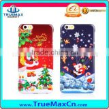 2016 hot selling Christmas Back Cover PC Case For Iphone 6 ,Case For Iphone 6 China Suppliers in Stock fast delivery