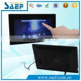 OEM tablets 10.1 android 4.4 led HD touch screen support wifi/3G/SD card advertising lcd display
