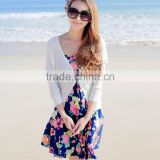 Wholesale custom beach dress suit and ladies dress suit or fashion lady dress made in China