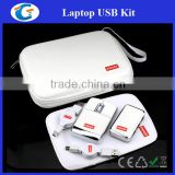 Computer accessories laptop accessory usb travel set IT kits for promotional                                                                         Quality Choice