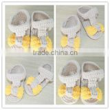 handmade baby girl shoes,crochet baby shoes pattern,infant barefoot sandals