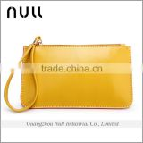 Oem factory china direct export hot selling items simple design wrist style women custom leather trend wallet