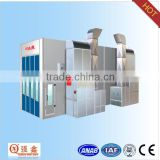 QX3000A diesel fuel heating bus spray booth/standard bus spray booth (professional factory,CE ,ISO )