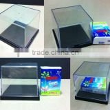 Mini Collection Box, acrylic display case L80mm *80mm *64mm