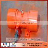 China leading manufacture Dahan supply high efficient motor vibrator