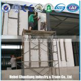 Chaoliang prefab house walls, steel structure house, lightweight and fast installation walls