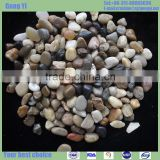 Natural Stone,stone grain Material and Pebble Cobble & Pebble Type Yellow Jade Pebble