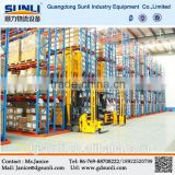 Warehouse Factory Narrow Aisle Storage Pallet Shelf Rack