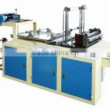 automatic high speed cheaper mini and max roll to roll plastic rubbish bags making machin