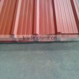 Hot sale Antique tile corrugated color steel roofing sheet and colored roofing sheet building materials