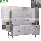 China top quality microwave tunnel drying and sterilizing equipment for chemical materials