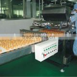 YX1000 Good quality low price food confectionary commercial ce semi automatic cake production line making machine