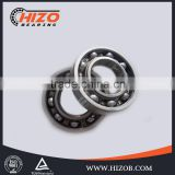 linear ball bearing double row 2 metal shield P0 P2 P4 P5 P6 6203 used steel ball and bridge bearing pad