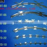 security wire mesh razor barbed wire Gill Rope Blade Thorn Rope galvanized fence wire Security line guard against theft