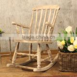 Living Room Sofas - Zelatan Antique Wooden Rocking Chairs