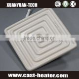 Square Electric Heating Element In Ceramic IR Heater