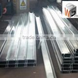 galvanized furring channel